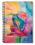 The Couple Image 2 Spiral Notebook