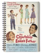 The Courtship Of Eddie's Father Spiral Notebook