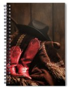 The Cowgirl Rest Spiral Notebook