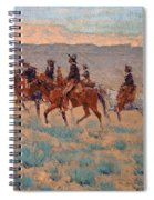 The Cowpunchers Spiral Notebook