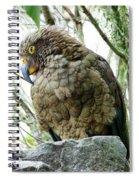 The Crafty Kea Spiral Notebook
