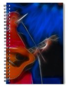 The Cranberries-dolores-1-fractal Spiral Notebook