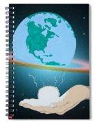 The Creation Spiral Notebook