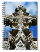 The Cross And The Tower Spiral Notebook