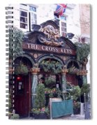 The Cross Keys Spiral Notebook