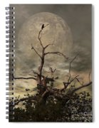 The Crow Tree Spiral Notebook
