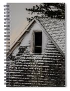 The Crows Nest Spiral Notebook