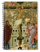 The Crucifixion Of Our Lord Spiral Notebook