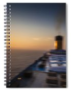 The Cruise Spiral Notebook