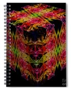 The Cube 1 Spiral Notebook
