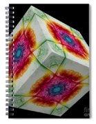 The Cube 10 Spiral Notebook