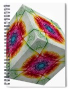 The Cube 3 Spiral Notebook