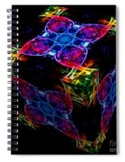 The Cube 4 Spiral Notebook