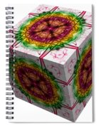 The Cube 5 Spiral Notebook