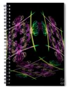 The Cube 7 Spiral Notebook
