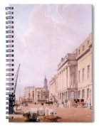 The Custom House, From London Spiral Notebook