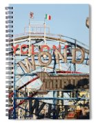 The Cyclone Spiral Notebook
