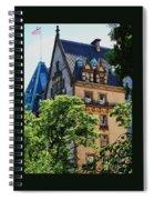 The Dakota, New York City Spiral Notebook