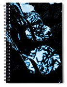The Dappled Chairs Spiral Notebook
