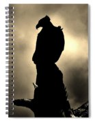 The Dark Knight Spiral Notebook