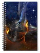 The Dark Wraiths Spiral Notebook