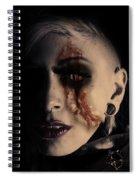 The Darkside Spiral Notebook