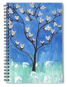The Darling Buds Of February Spiral Notebook
