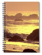 The Dawn Is Breaking  Spiral Notebook