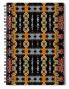 the days of Granada Spiral Notebook