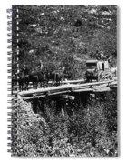 The Deadwood Coach, 1889 Spiral Notebook