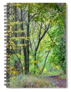 The Dense Forest Spiral Notebook
