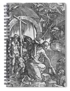 The Descent Of Christ Into Limbo Spiral Notebook