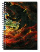 The Devil's Lair Spiral Notebook