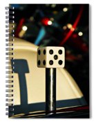 The Dice Spiral Notebook