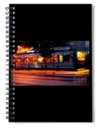 The Diner On Sycamore Spiral Notebook