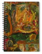 The Dining Room Spiral Notebook