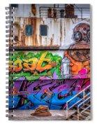 The Diver Spiral Notebook