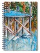 The Dock Spiral Notebook