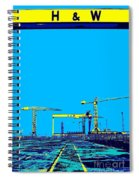 The Docks Spiral Notebook