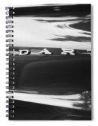 The Dodge Dart Spiral Notebook