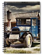 The Dodge Graham At Boones Spiral Notebook
