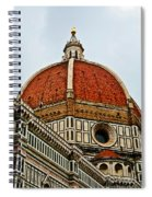 The Dome Spiral Notebook