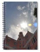 The Don Cesear Hotel Spiral Notebook