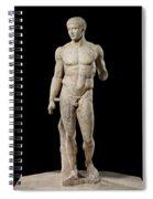The Doryphoros Of Polykleitos Spiral Notebook