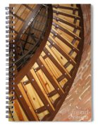 The Downside Of Spiral Stairs Spiral Notebook