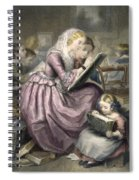 The Drawing School, C.1835 Spiral Notebook