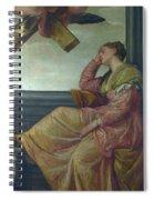 The Dream Of Saint Helena Spiral Notebook