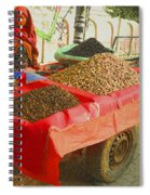 The Dried Fruit Seller Spiral Notebook