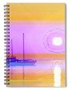 The Drifters Dream Spiral Notebook