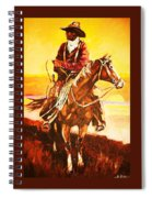 The Drover Spiral Notebook
